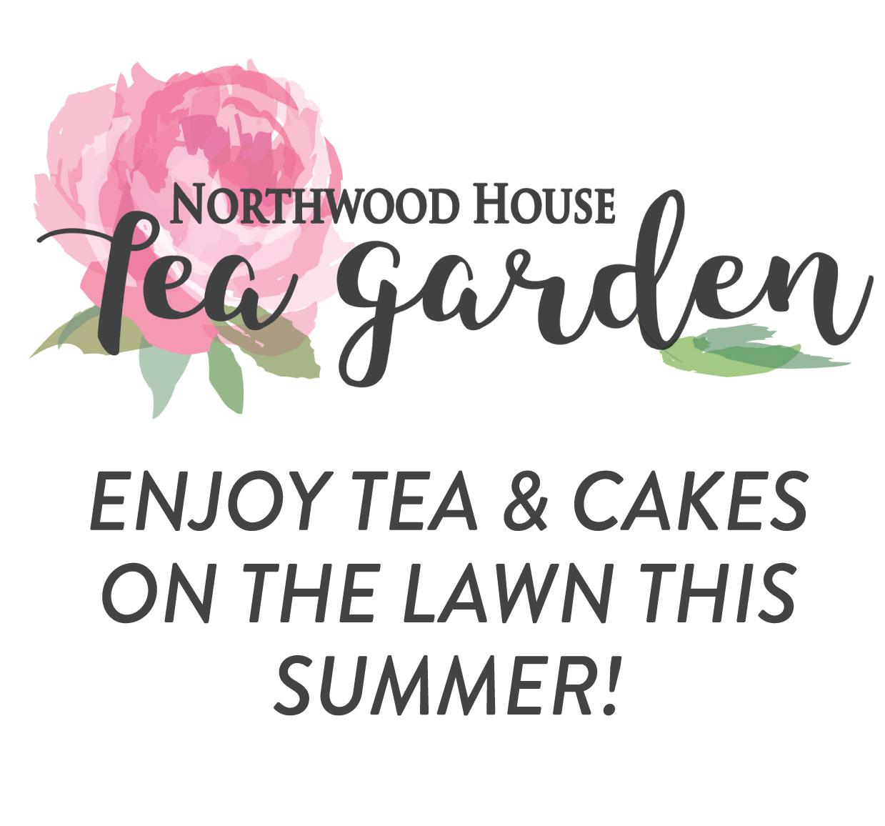Northwood House Tea Garden (Whitsun Weekend & Summer Sundays)